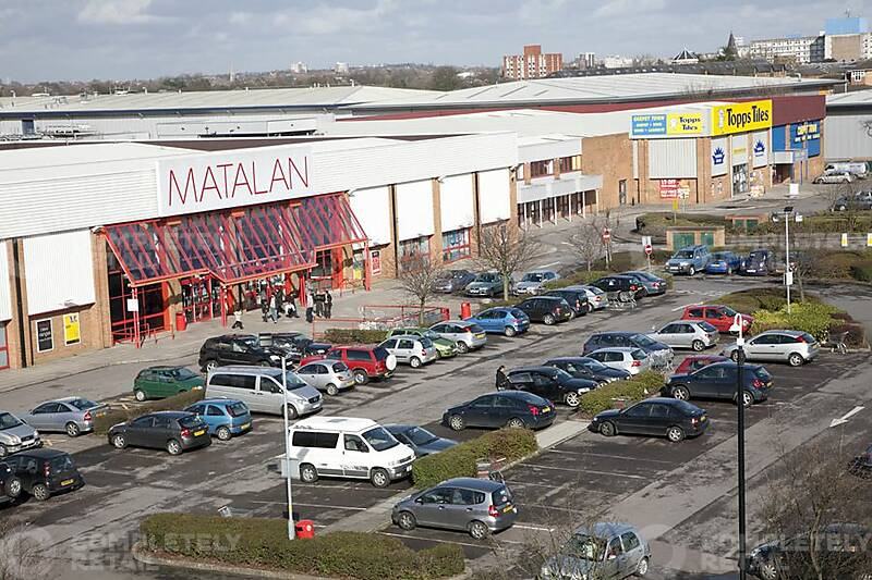 Great Western Retail Park - Picture 1